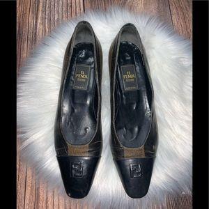 Fendi vintage shoes 7m